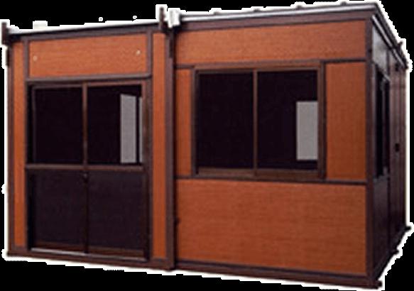 折畳み式ハウス