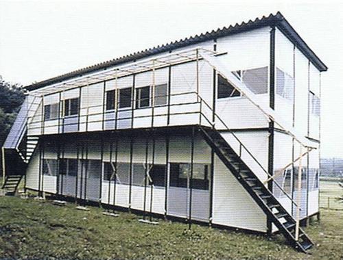3間×8間 仮設ユニットハウス